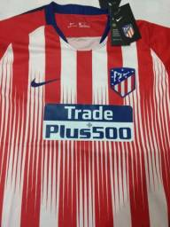 Camisas de clubes nacionais e internacionais