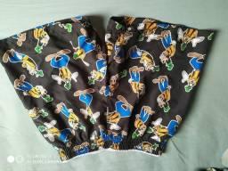 Shorts batedeira