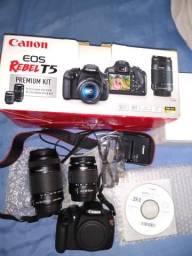 Máquina fotográfica(kit) com nota fiscal