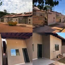 Casa nova no JD Campo Novo- a financiar