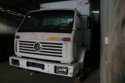 Caminhão Volkswagen 12140 Báu Sucata para Retirar Peças