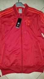 Jaqueta Flamengo vermelha