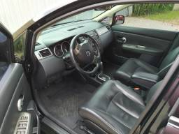 Nissan Tiida 1.8 automático flex - 2012