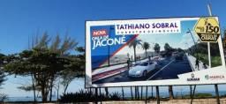 TIJ - Lotes comerciais para Locação nas obras do gasoduto 720m² - Ponta negra - Maricá