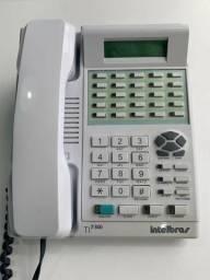 Telefone Terminal Inteligente para pabx Intelbras KS TI 730i