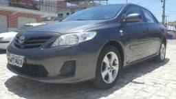Corolla Gli 2012 automático cinza - 2012