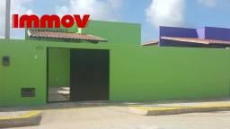 Casa Pronta para Morar - Documentação Grátis - Zero de Entrada - Cerca Elétrica Instalada