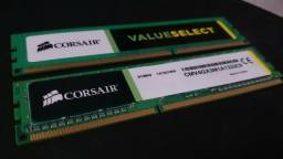 4 pente de 4gb memoria ddr3 corsair