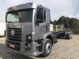 Caminhão vw 24250 chassis 10,50 - 2011