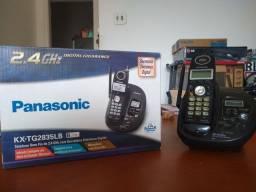 Telefone Sem Fio Panasonic KXTG2835LB