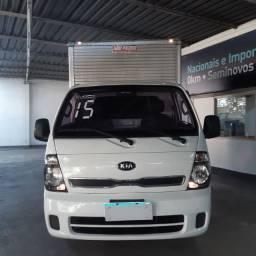 Kia bongo Baú !!! Vistoriado 2020 !!! Todas revisões feitas pela Autofort