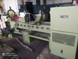 Torno Nardini NZ 400B 800 mm x 2200 mm comprar usado  Belo Horizonte