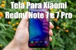 Tela do Xiaomi Redmi Note 7 / 7 Pro