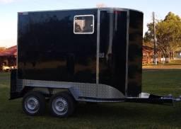 Trailer VTAV/Trailer para 02 Cavalos