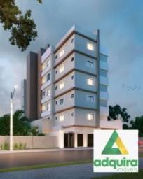 Apartamento com 2 quartos no Champagnat - Bairro Estrela em Ponta Grossa