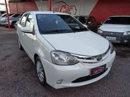 Toyota Etios Hatch Etios XLS platinum 1.5 (Flex) 2014 - 2014