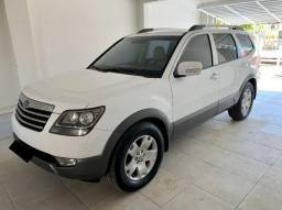 Kia Mohave 3.0 V6 Turbo Diesel A Mais Top! Interior Caramelo! 2011 7 Lugares - 2011