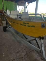 Barco golfinho Maresia borda alta