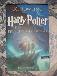 Livro Harry Potter 30 reais