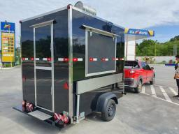 Food truck - trailers - carro lanche, usado comprar usado  Manaus