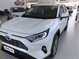 Rav4 S 4x4 Hybrid 2.5 Toyota 2020/2020 Lince Toyota Flamboyant