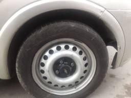 Troco por rodas de liga da linha chevrolet