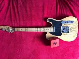 Guitarra Eagle/Condor Ct10 Telecaster - Caps Malagoli + Bag