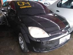 Fiesta Hatch 1.0 8v 2004 gnv ent:3000 48x399 primeira para 60 dias