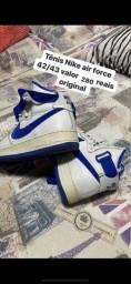 Tênis Nike original N:42/43 vendo ou troca algo meu interesse