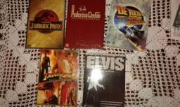 Boxes de DVDs