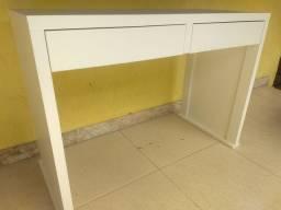 Mesa escrivaninha com gavetas mdf OPORTUNIDADE feita pra você - Porto Seguro