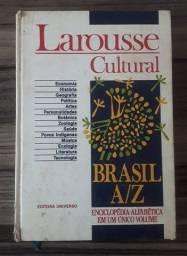 Livro Enciclopédia Alfabética Volume Único A/Z