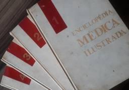 Livros Enciclopédia Médica Ilustrada
