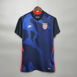 Camisa Estados Unidos Away 2020 / 2021 - Torcedor