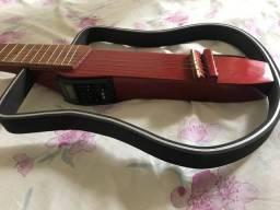 Violão vazado elétrico medonio