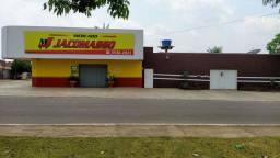 Vendo Sala Comercial com Casa