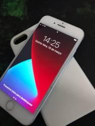 IPhone 7 32gb Silver // Seminovo , Bateria 100% ?