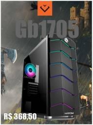 gabinetes gamer - preço de distribuidora