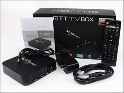 Tv box 8gb + 128gb