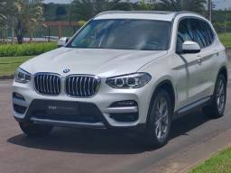 Título do anúncio: BMW X3 Xdrive20i 2.0 Biturbo 4x4 - 2020 - Impecável c/ Apenas 9.000km