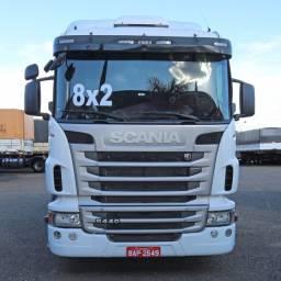 Scania R440 - 2013/13 - 8x2 (BAP 2649)