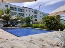 Título do anúncio: Excelente apartamento mobiliado no condomínio Palm Village Acqua, posição totalmente nasce