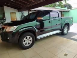 Título do anúncio: Hilux 2012/2012 SRV 4×4 diesel automática 140.000