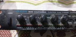alesis compressor dual channel 3630