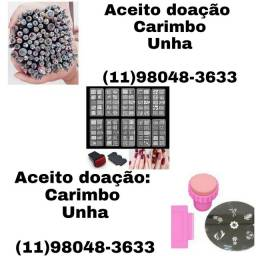 Adesivo Carimbo - Beleza