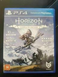 Título do anúncio: Jogo Horizon zero Dawn ps4