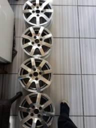 Título do anúncio: Jogo completo de rodas Volkswagen.