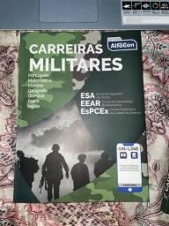 Alfacon - apostila carreiras militares