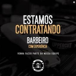 Contrato barbeiro ( com experiência )