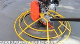 Título do anúncio: Concreto Bombeado, Polimento de Piso, Laje Nível Zero